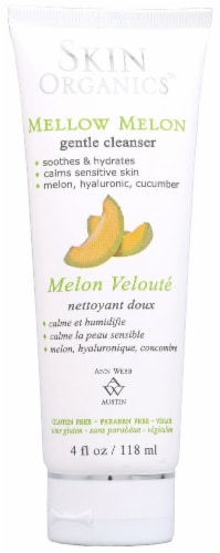 Skin by Ann Webb  Gentle Cleanser Mellow Melon Perspective: front