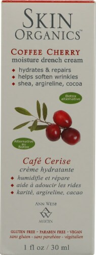 Skin by Ann Webb  Skin Organics™ Coffee Cherry Perspective: front