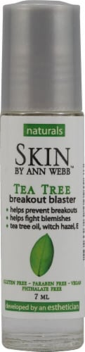 Skin by Ann Webb  Tea Tree Breakout Blaster Perspective: front