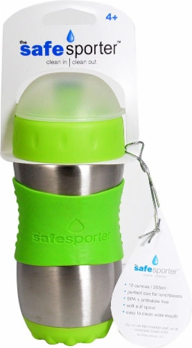 New Wave Enviro  Safe Sporter™ Lime Perspective: front