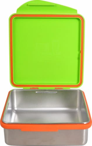 New Wave Enviro  SafeSnacker™ Lime Perspective: front