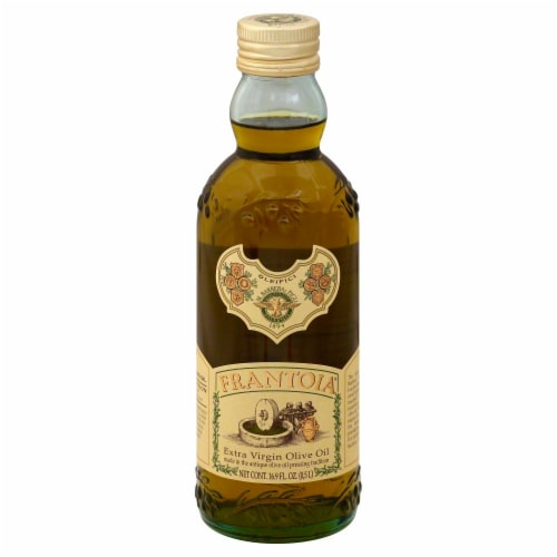 Frantoia Extra Virgin Olive Oil Perspective: front