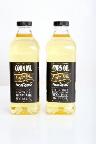 Non-GMO Corn Oil (Pack of 2) Perspective: front