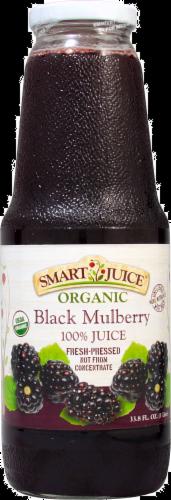 Smart Juice Organic Black Mulberry Juice Perspective: front