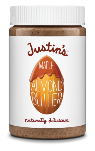 Justin's Maple Almond Butter Perspective: front