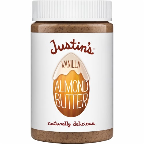 Justin's Vanilla Almond Butter Perspective: front