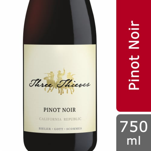 Three Thieves Pinot Noir Perspective: front