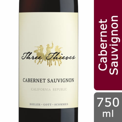 Three Thieves Cabernet Sauvignon Perspective: front