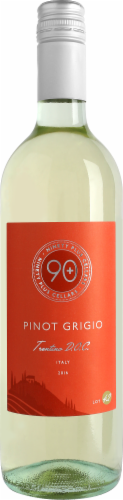 90 + Cellars Lot 42 Pinot Grigio Perspective: front