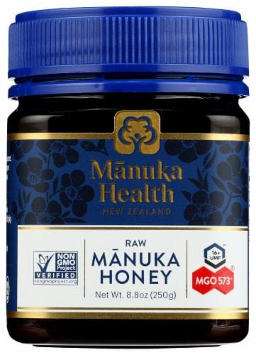 Manuka Health - Honey Manuka.mgo 550+ - 8.8 OZ Perspective: front