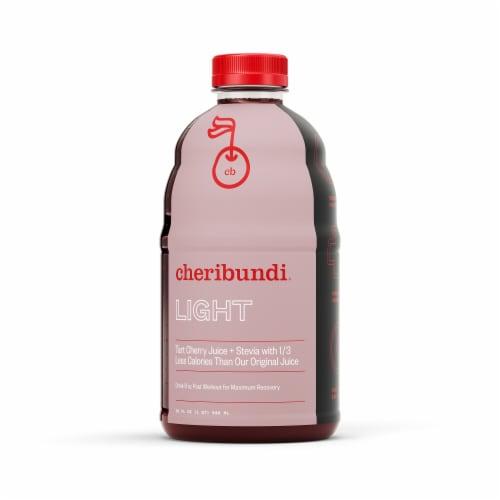 Cheribundi Light Tart Cherry Juice Perspective: front
