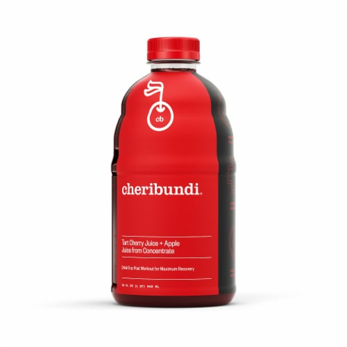Cheribundi Cherry Tart Juice Perspective: front