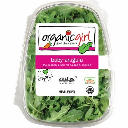 organicgirl Baby Arugula Perspective: front