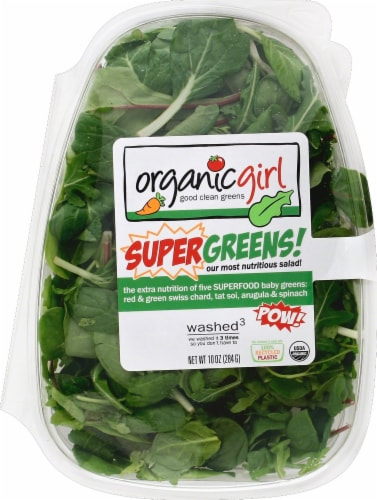 organicgirl Supergreens Perspective: front