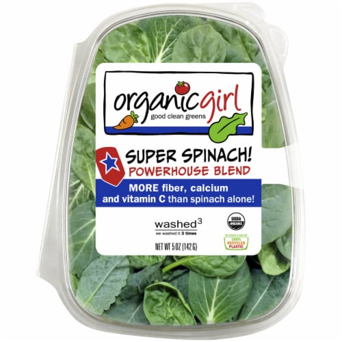 organicgirl Super Spinach Perspective: front