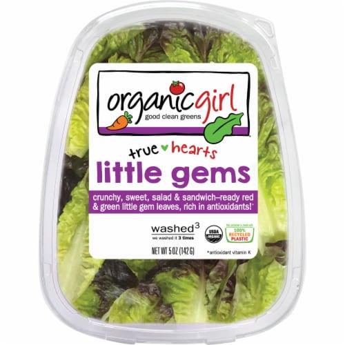 organicgirl Little Gems Greens Salad Mix Perspective: front