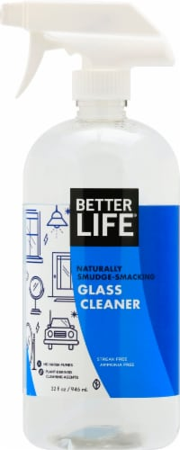 Better Life Glass Cleaner Perspective: front