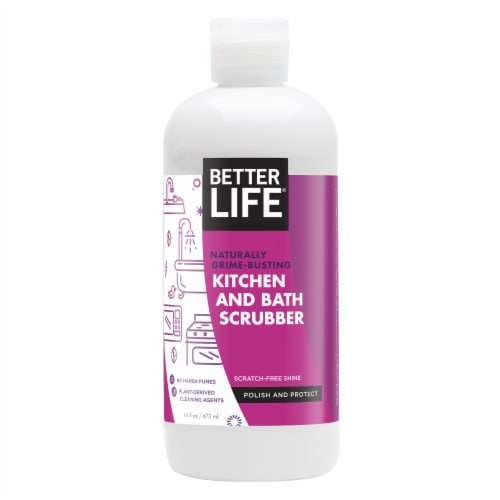 Better Life Even the Kitchen Sink Cleaner Perspective: front