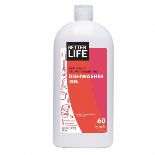 Better Life Automagic Dish Detergent Perspective: front