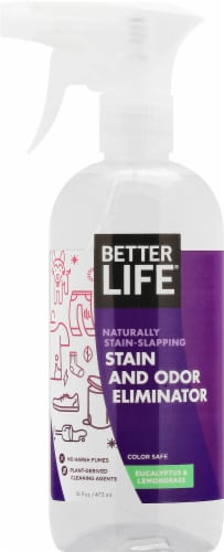 Better Life Stain and Odor Eliminator Perspective: front