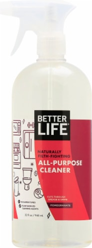 Better Life Pomegranate All-Purpose Cleaner Perspective: front
