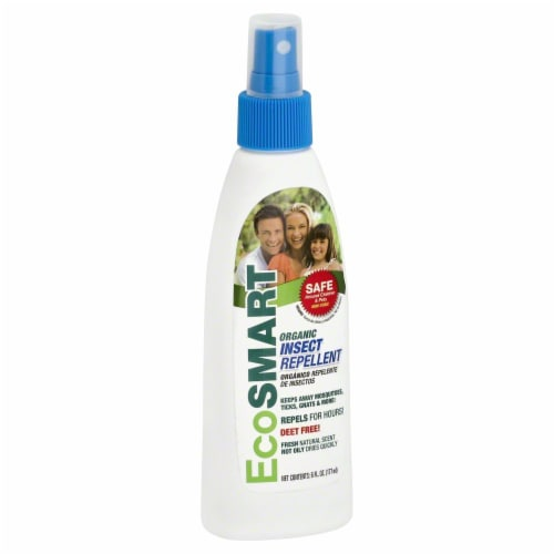 EcoSmart Organic Insect Repellent Perspective: front