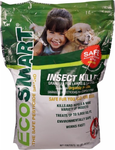 EcoSmart  Insect Killer Granules For Lawns & Landscapes Perspective: front