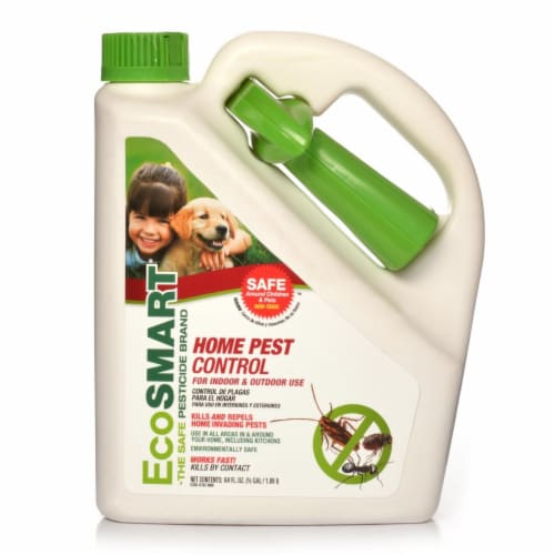 EcoSmart ECSM-33526-06 64 oz Home Pest Control, Pack of 6 Perspective: front