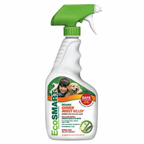 EcoSmart ECSM-33150-06 64 oz Garden Insect Killer, Pack of 6 Perspective: front