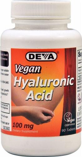 Deva  Vegan Hyaluronic Acid Perspective: front