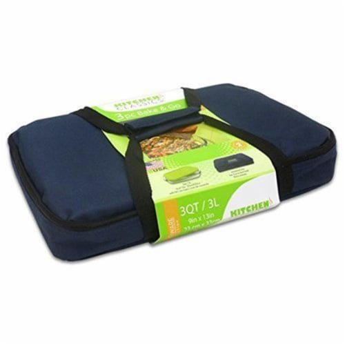 Libra Bake Dish Tote Set - 3 Piece Perspective: front
