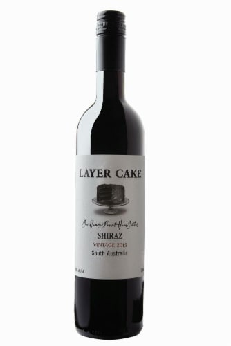 Layer Cake Shiraz Perspective: front