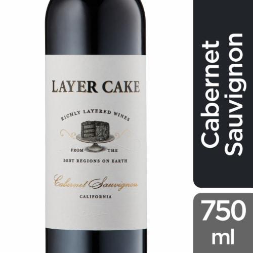 Layer Cake Cabernet Sauvignon Perspective: front