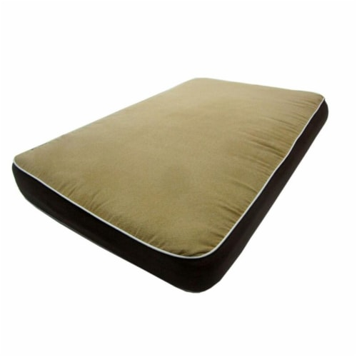 Innplace Dog Cushion - X-Large /Maple/Brown Perspective: front
