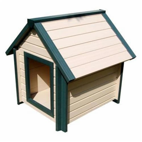 New Age Pet Bunkhouse Dog House - Large Perspective: front