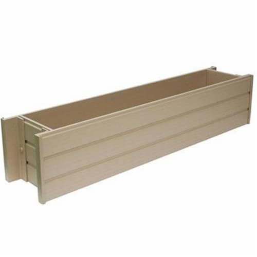 New Age Pet EPWB103R36 Ecochoice 36 in. Rect Window Box Perspective: front