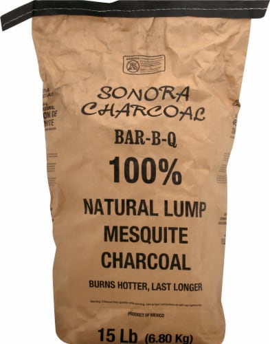 Sonora Trade Co Inc. Natural Lump Mesquite Charcoal Perspective: front