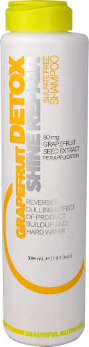 Beautiful Nutrition  Grapefruit Detox Shine Repair™ Sulfate Free Shampoo Perspective: front