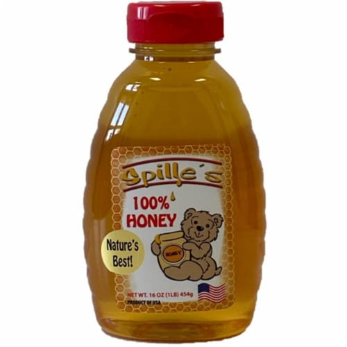Spille's Raw Honey Perspective: front