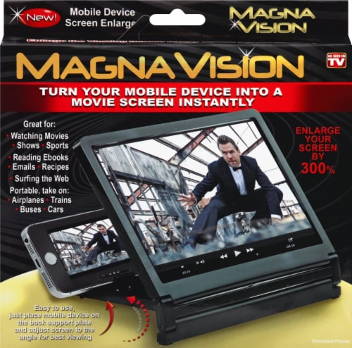 Trendstar Magna Vision Perspective: front