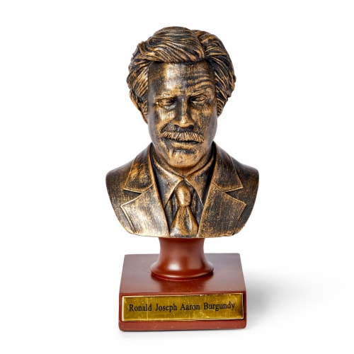 "Anchorman 7"" Bust: Ron Burgundy Perspective: front"