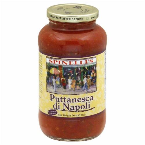 Spinelli's Puttanesca di Napoli Perspective: front