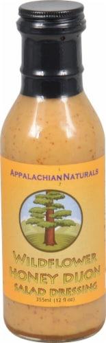 Appalachian Naturals Gluten Free Wildflower Honey Dijon Salad Dressing Perspective: front