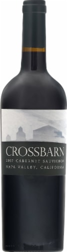 Paul Hobbs Crossbarn Cabernet Sauvignon Red Wine Perspective: front
