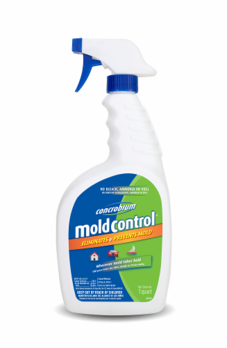 Concrobium Mold Control Spray Perspective: front