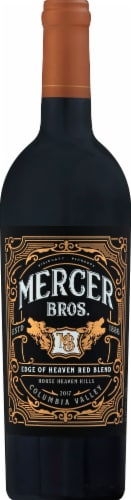 Mercer Canyons Horse Heaven Hills Edge of Heaven Red Wine Blend Perspective: front