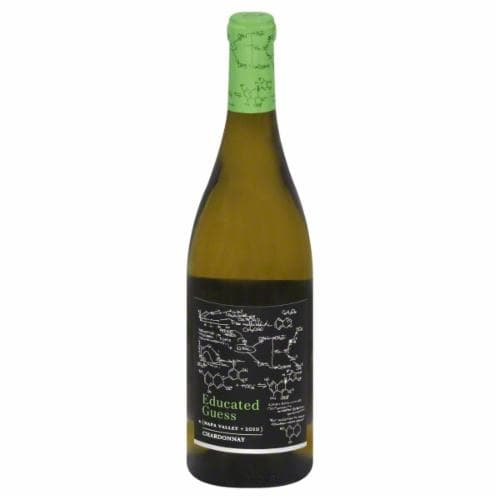 Roots Run Deep Educated Guess Chardonnay Perspective: front