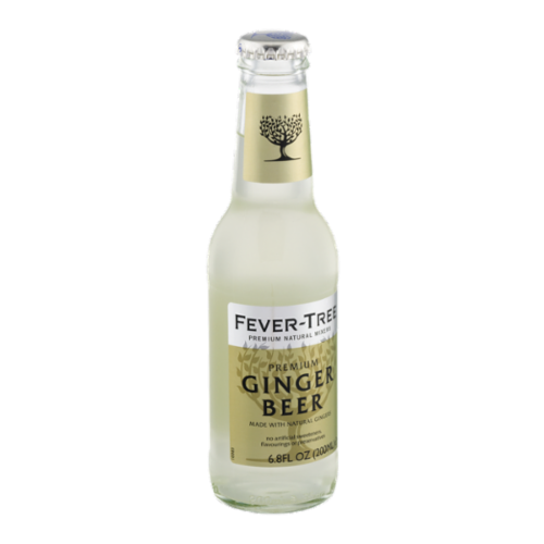 Fever-Tree Ginger Beer Perspective: front