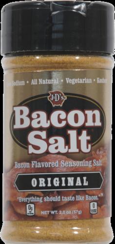 J&D Original Bacon Salt Perspective: front