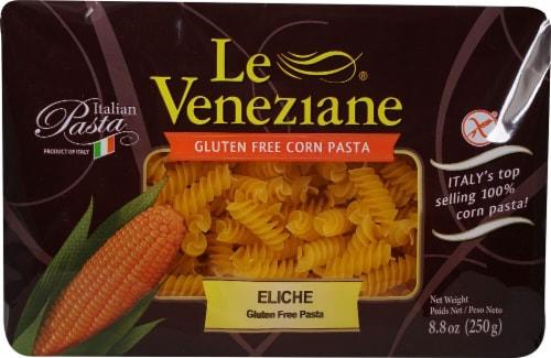 Le Veneziane  Gluten Free Eliche Corn Pasta Perspective: front